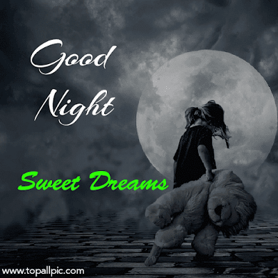 good night and sweet dreams baby images