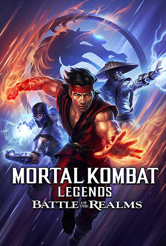 Mortal Kombat Legends: Battle of the Realms (Web-DL 1080p Dual Latino / Ingles) (2021)