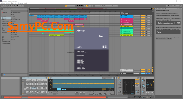 Ableton Live Suite Free Download Full Latest Version