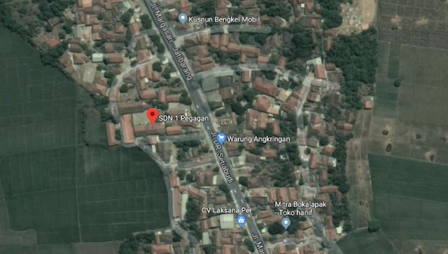 Sejarah Desa Pegagan Kec Palimanan Kab Cirebon