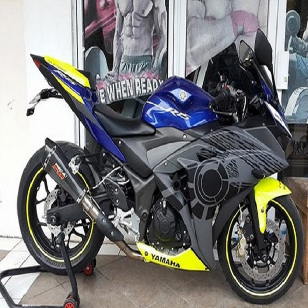 Gambar Gambar Modifikasi Motor Yamaha R15 Terbaru Velg