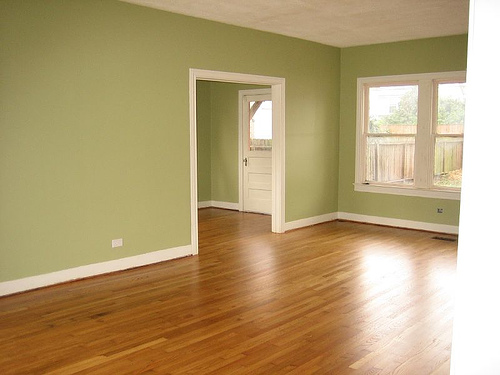Apartment Interior Paint