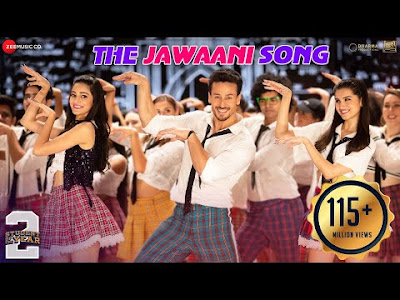 The Jawaani Song Lyrics