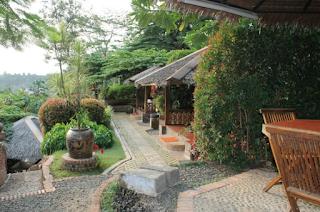 Rekomendasi Tempat Makan Bernuansa Alam Di Tangerang