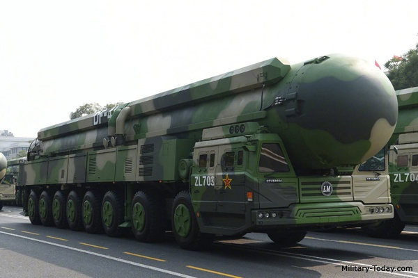 tên lửa trung quốc