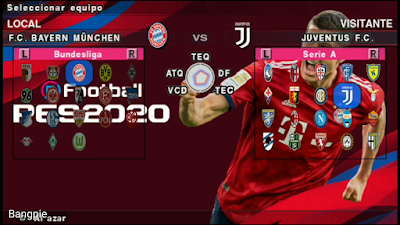 PES 2020 PPSPP Android Bayern Munchen Edition Season 2019/2020