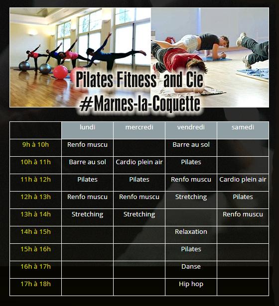 Pilates Fitness Yoga à Marnes-la-Coquette