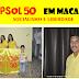 Sem necessidade de fazer coligação, PSOL apresenta pré-candidato ao executivo e sua nominata para o legislativo de Macau
