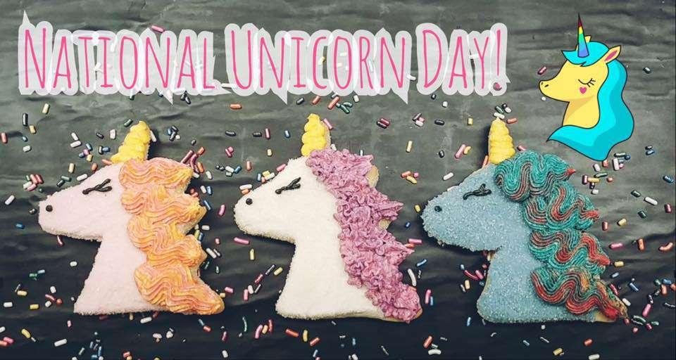 National Unicorn Day Wishes Unique Image