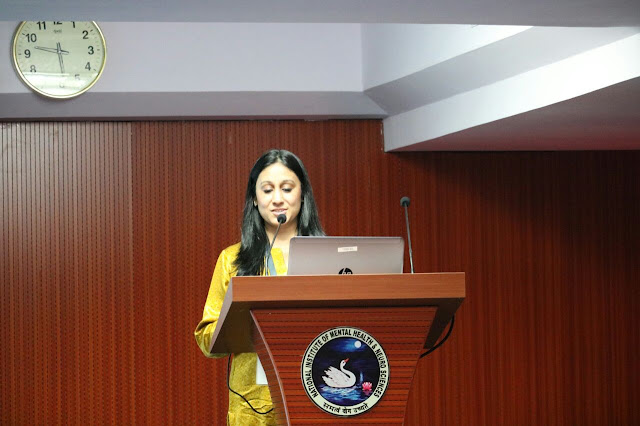 Ms. Shalini Kedia, Founder Member and Chairperson, The Fragile X Society, India speaking at Indo-US Medical Symposium on Fragile X and Au