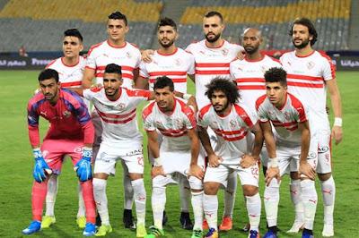تشكيل خرافي للزمالك أمام الاتحاد السكندري فى مباراة نصف نهائي كأس مصر