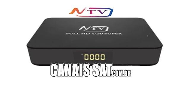 NTV U20 Super Nova Atualização Aqui - 09/06/2020