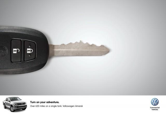 """Volkswagen """"Car Key"""""""