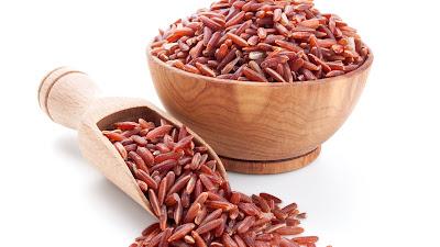 manfaat beras merah untuk kecantikan