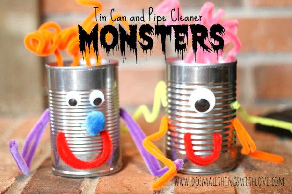 20 Pipe Cleaner Crafts & 20 Pipe Cleaner Crafts | Crafting in the Rain