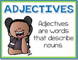 Adjectival Wahala!