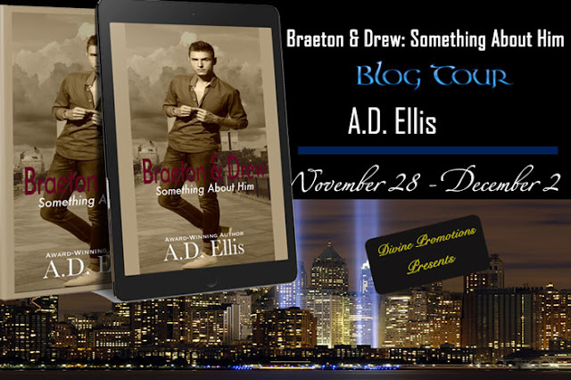 Release Banner for Braeton & Drew: Something About Him