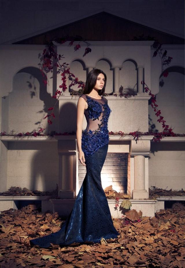 vestidos elegantes ala moda 2016