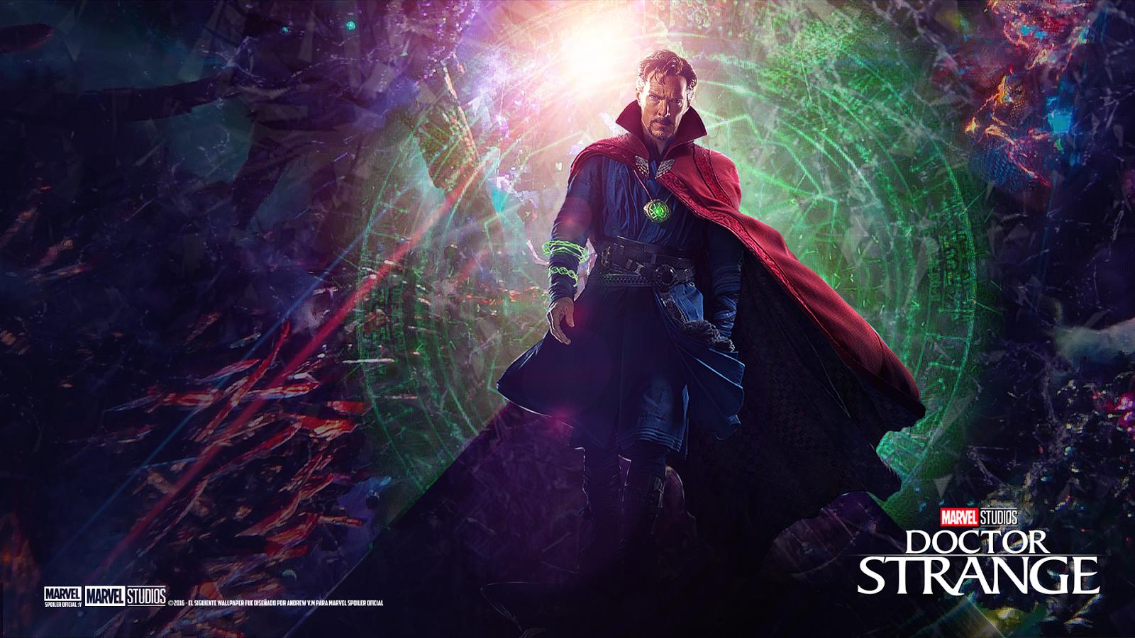 Marvel Spoiler Oficial Wallpaper Final De Doctor Strange