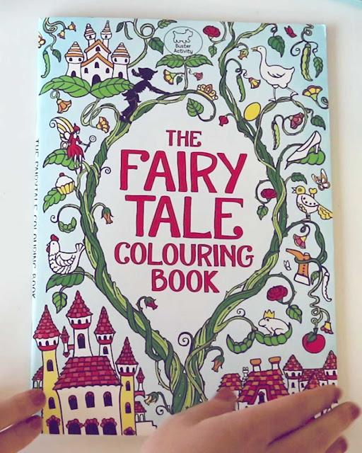 The Fairy Tale Colouring Book [Conhecendo o livro por dentro]