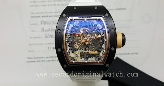 FOR SALE : RICHARD MILLE RM 30 ASIA BOUTIQE