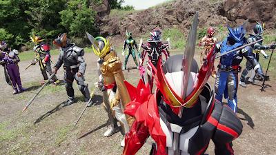 Kamen Rider Saber Episode 45 Clips
