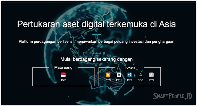 Bursa Exchange Crypto Terbaru Singapura