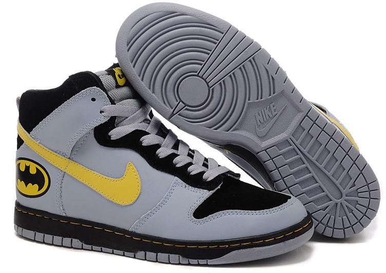 Nike Shoes Batman And Robin