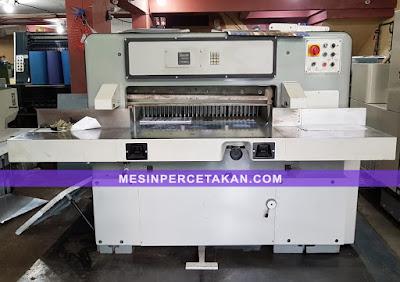 Mesin Potong Kertas QZ 920