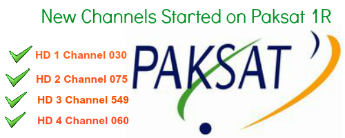 List of all channels on Paksat | Satellites Updates