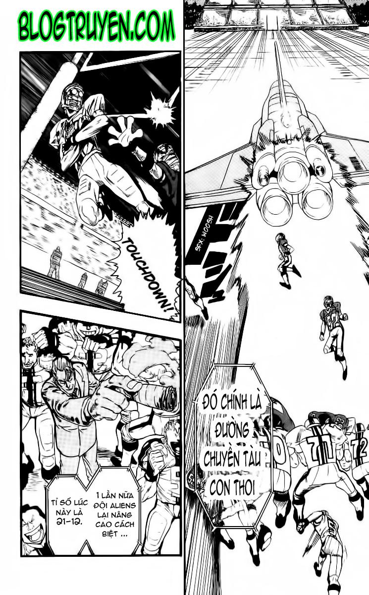 Eyeshield 21 chapter 68 trang 7
