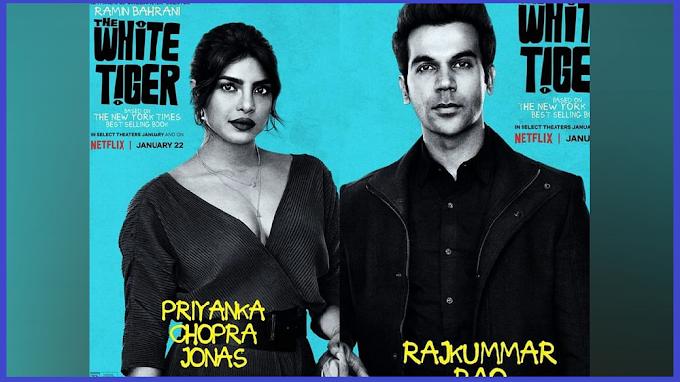 The White Tiger Movie Review, Starer Priynka Chopra, Rajkumar Rao, Adersh Gourav Watch on Netflix