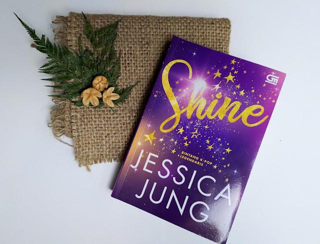 review novel shine
