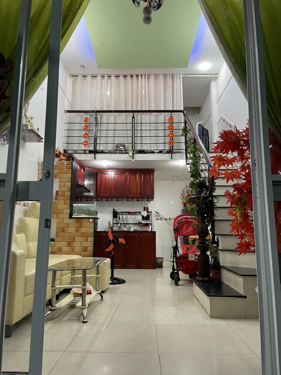 Bán nhà quận Bình Tân dưới 3 tỷ, hẻm 6m đường số 5 Bình Hưng Hòa A