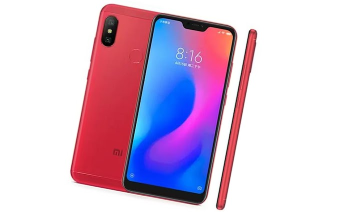 Redmi 6 Pro Mobile Phone price in india Information