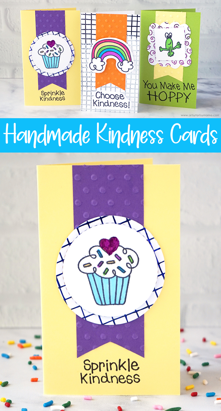 Handmade Kindness Cards
