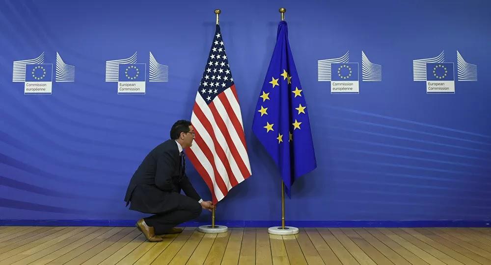 أوروبا تهدد الولايات المتحدة بشن حرب تجارية