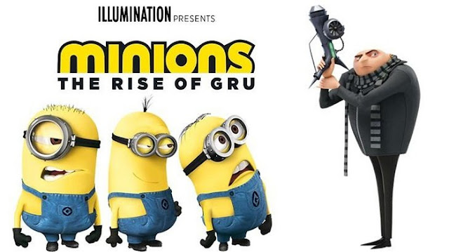 Minions: Sự Trỗi Dậy Của Gru - Minions: The Rise Of Gru (2020)