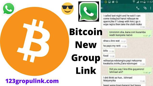 Join 600+ Bitcoin Whatsapp Group Links 2020