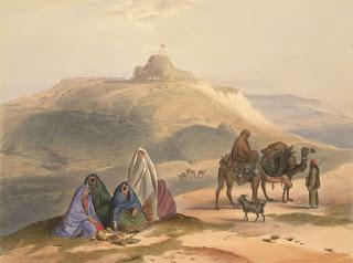 رواية اللغة عن البدو و الأعراب وأسباب ذلك