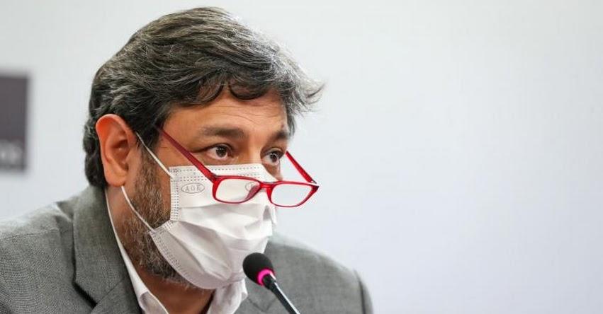 MINEDU: Clases presenciales se iniciarían el 19 de abril, informó el Ministro de Educación, Ricardo Cuenca [TODA LA INFORMACIÓN AQUÍ]