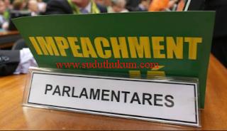 Impeachment dan Pemakzulan