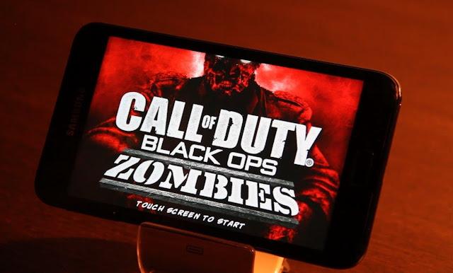 تحميل لعبة Call of Duty Black Ops Zombies على هواتف الأندرويد