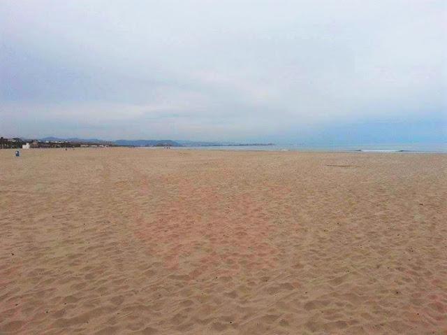 spiaggia Valencia