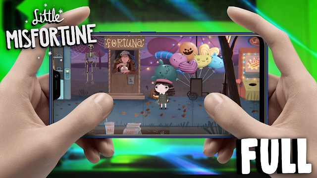 Little Misfortune (Full) v1.2 Para Teléfonos Android [Apk y Datos]