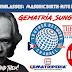 """Gematria Sunglasses: Masonic Mafia """"Birth-Rite"""" Name Coding (Introduction)"""