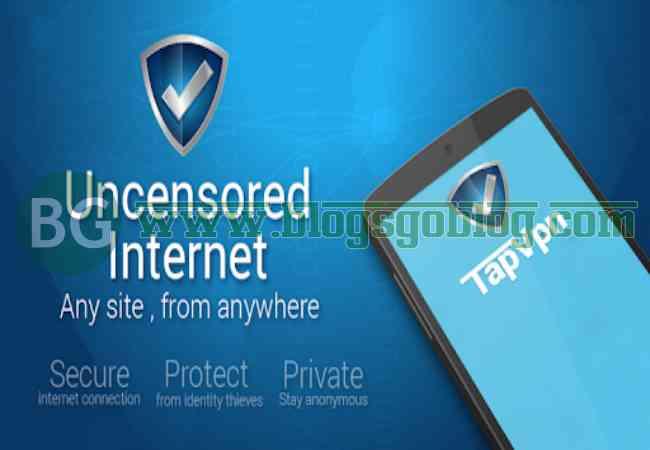 Cara TapVPN Mod Pro v0.8.1 Apk Premium Free Vpn