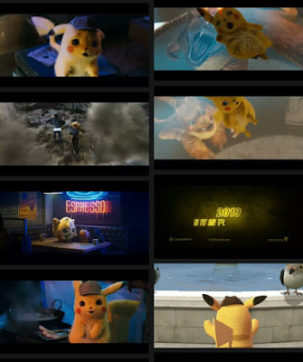 POKÉMON Detective Pikachu Movie Dual Audio free Download
