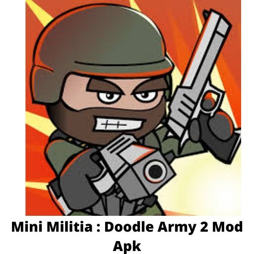Mini Militia MOD APK Download v5.2.4 [2020] All Unlimited