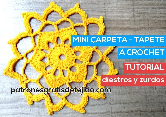 tutoriañ-tapete-crochet
